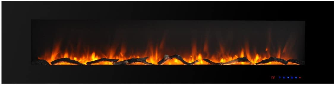Valuxhome Wall Mount Electric Fireplace