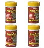 Tetra TetraFauna ReptoTreat Gammarus Baby Shrimp Treat, 4 Pack