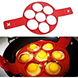 1Pcs Pancake Maker Nonstick Cooking Tool Egg Ring Maker Pancakes Cheese Egg Cooker Pan Flip Eggs Mold Kitchen Baking Accessories