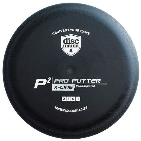 Discmania X-Line P2 Psycho Putt & Approach Golf Disc [Colors May Vary] - 165-169g