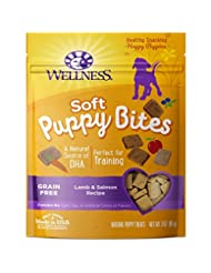 Wellness Soft Puppy Bites Natural Grain Free Puppy Training T...