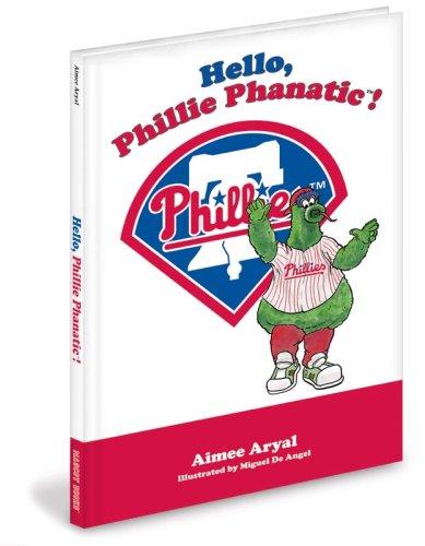 Hello Phillie Phanatic! -