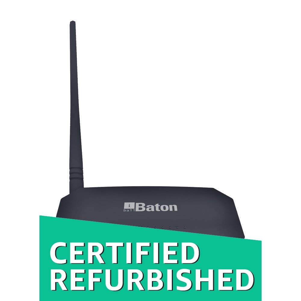 IBALL BATON 150M WIRELESS-N ADSL2 ROUTER DRIVER FREE