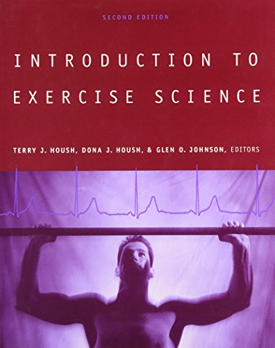 Introduction to Exercise Science (2nd Edition)