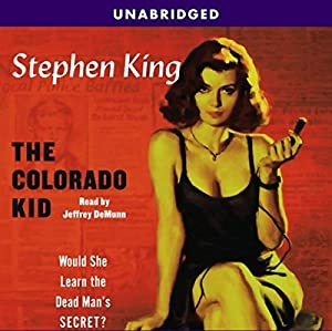 The Colorado Kid Audiobook