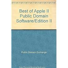 Best of Apple II Public Domain Software/Edition II