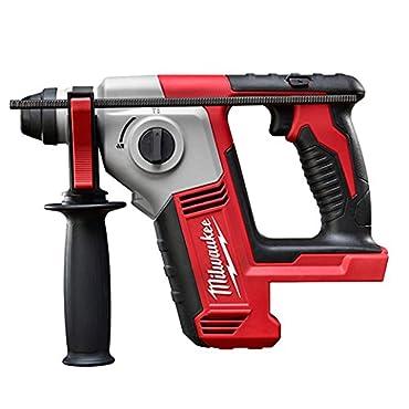 "Milwaukee 2612-20 M18 5/8"" SDS Plus Rotary Hammer  Bare tool"