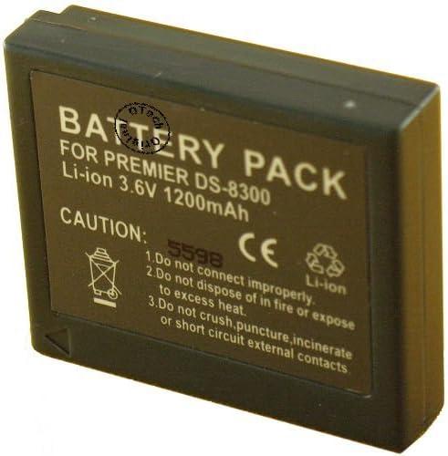 バッテリー TRAVELER DS-8330