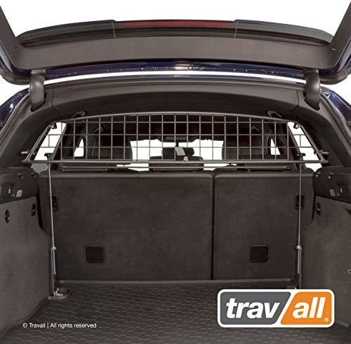 Travall Guard Compatible with Audi Q5 2008-2017 SQ5 2012-2017 TDG1238 – Rattle-Free Steel Vehicle Specific Pet Barrier