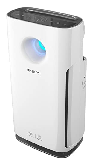 philips ac3256/30 air purifier/anti-allergen with hepa filter, 60 w ...