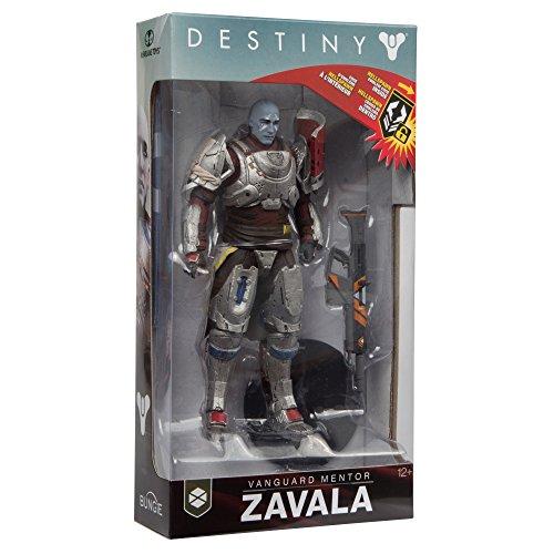 McFarlane Toys Destiny 2 Zavala Collectible Action Figure