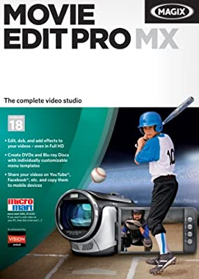 MAGIX Movie Edit Pro 18 MX