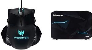 Acer Predator Cestus 500 RGB Gaming Mouse with Spirits Mousepad