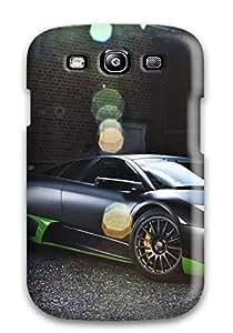 Jim Shaw Graff's Shop 3334135K52782823 Premium Galaxy S3 Case - Protective Skin - High Quality For Lamborghini Lp750 2011