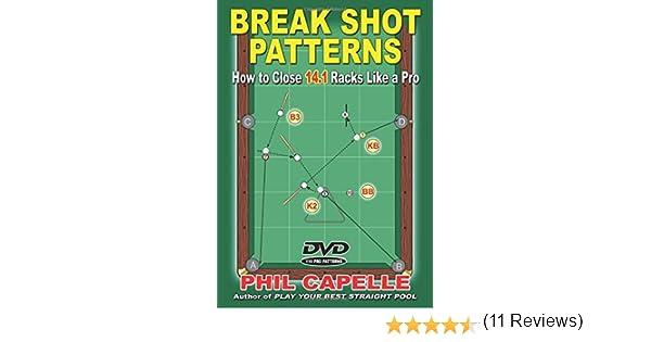 Break Shot Patterns: Amazon.es: Capelle, Philip: Libros en idiomas ...