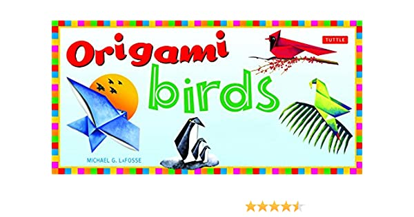 Origami Bird instructions for Kids - How to make a Paper Bird easy ...   315x600