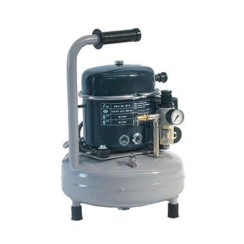 Compresor silencioso en bano de aceite WERTHER Sil-Air 50/9: Amazon.es: Hogar