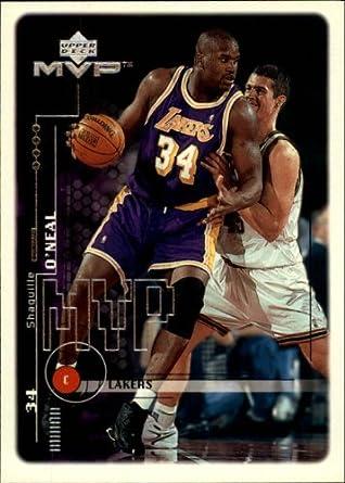 cf64540bdbf36 Amazon.com: 1999 Upper Deck MVP Basketball Card (1999-00) #75 ...