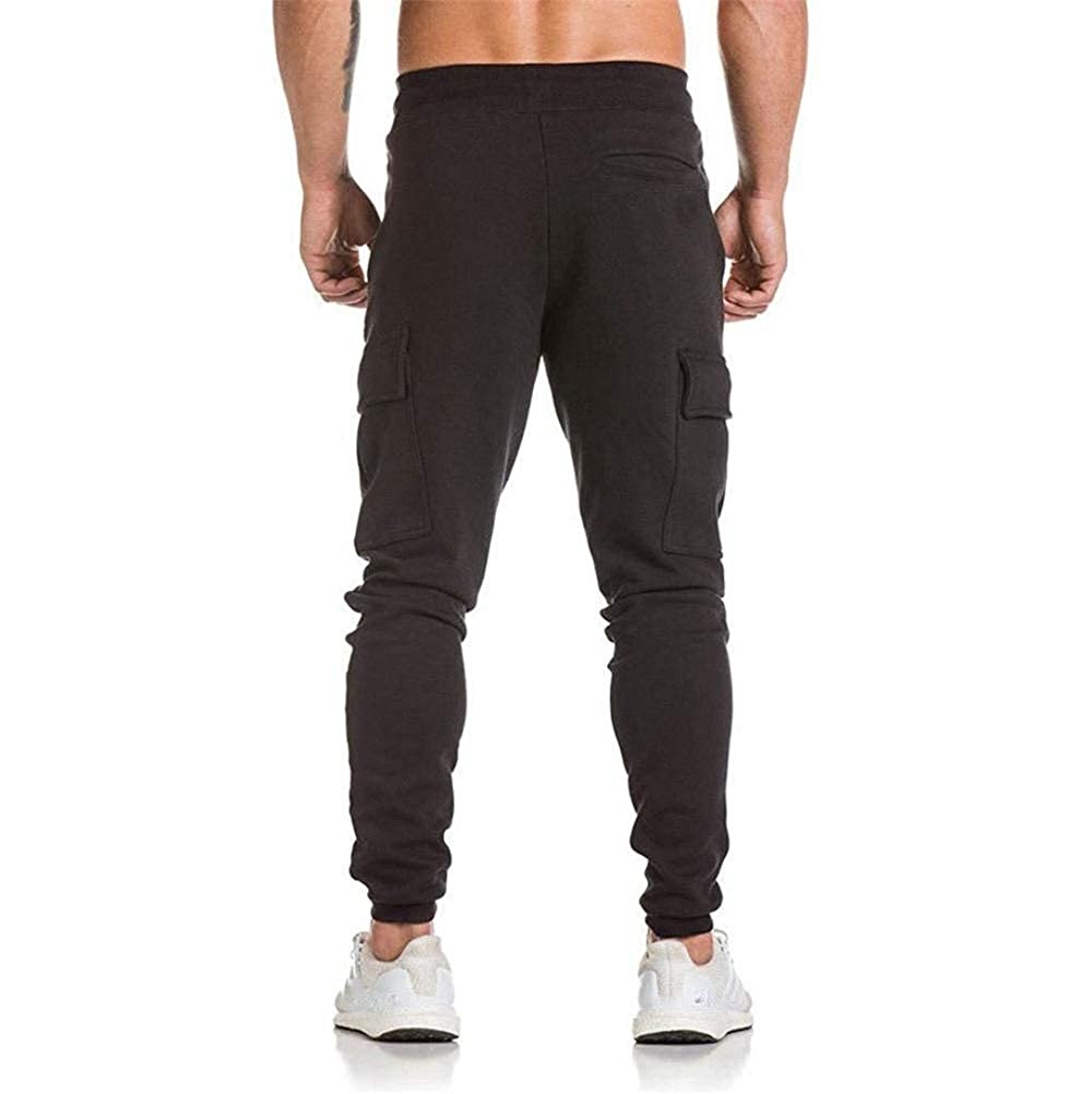 Mens Athletic-Fit Cargo Pant