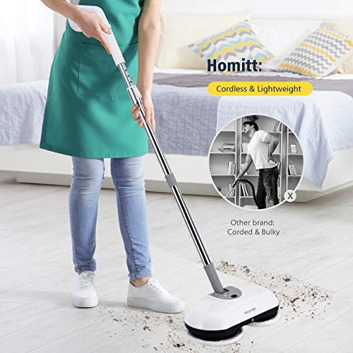 Homitt Electric Spin Mop