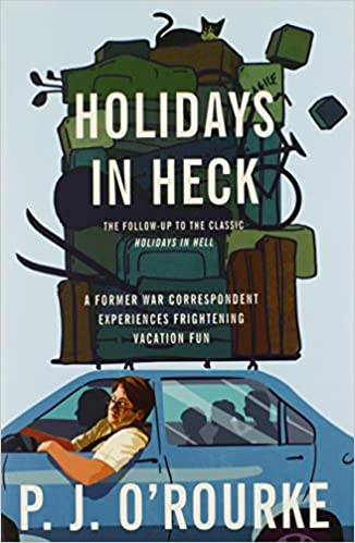 Image result for holidays in heck book cover