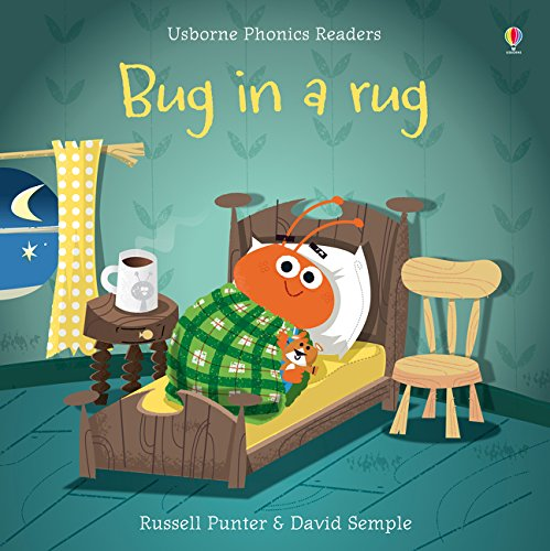 Bug in a Rug (Phonics Readers) [Paperback] [Sep 30, 2015] Russell Punter and David Semple