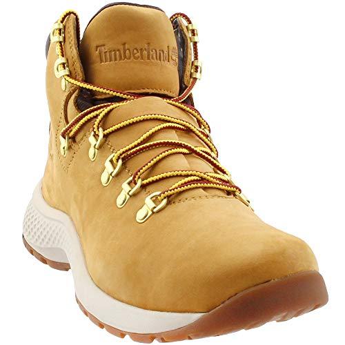 (Timberland Mens 1978 Aerocore Hiker Waterproof Hiking Boot, Wheat Nubuck, Size 11)