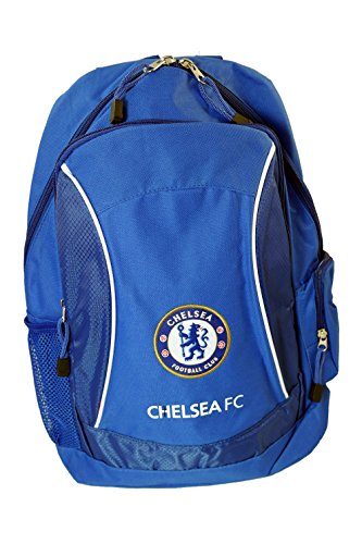 Chelsea Soccer Club Team Logo Backpack - 001 ()
