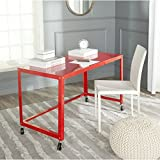 Safavieh Home Collection Bentley Red Desk Review