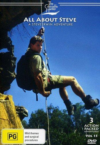 Crocodile Hunter: Vol. 15-All About Steve