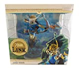 Dark Horse Deluxe the Legend of Zelda: Breath of the Wild: Link Figure