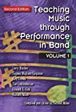 img - for Teaching Music through Performance in Band, Vol. 1 (Second Edition) /G4484 book / textbook / text book