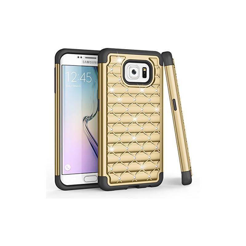 Samsung S6 Edge Case, Galaxy S6 Edge Cas