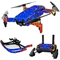 MightySkins Skin for DJI Mavic Air Drone - Melting | Max Combo Protective, Durable, and Unique Vinyl Decal wrap cover | Easy To Apply, Remove, and Change Styles | Made in the USA