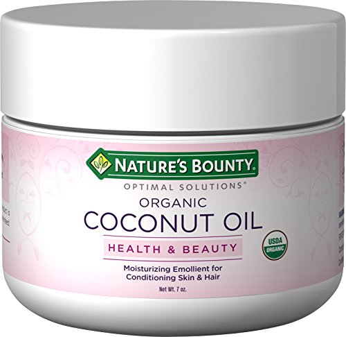 Nature's Bounty® Optimal Solutions Coconut Oil, 7 ounces