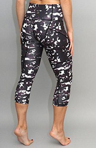 cortos Activewear negros Berry pantalones Acai tqdw8q