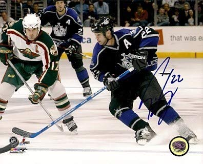 - Autographed Signed Craig Conroy Los Angeles Kings 8x10 Photo - Certified Authentic