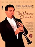 img - for The Virtuoso Clarinetist: Baermann - Method for Clarinet, Op. 63: Music Minus One Clarinet Deluxe 4-CD Set book / textbook / text book