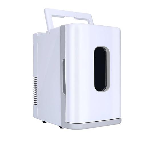 FJW Mini Nevera Enfriador Y Calentador Eléctrico 10L Alta ...