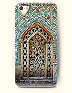 SevenArc Apple iPhone 5 5S Case Moroccan Pattern ( a Stylish Morocco Door )