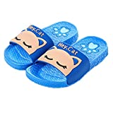 Vokamara 2017 Summer Kid Cat Shoes Antiskid Bathroom Home Indoor Slippers