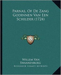 Parnas, of de Zang Godinnen Van Een Schilder (1724)