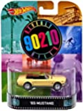 Hot Wheels Beverly Hills 90210 '65 Mustang 1/64 Die Cast Retro Series