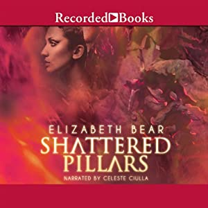 Shattered Pillars Audiobook