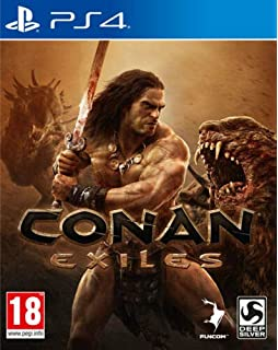 Conan Exiles: Day One Edition (PS4): Amazon co uk: PC & Video Games
