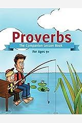 Proverbs: The Companion Lesson Book Paperback