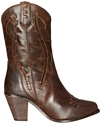 Brown Dingo Women's Boot Devine Western xqCqawI