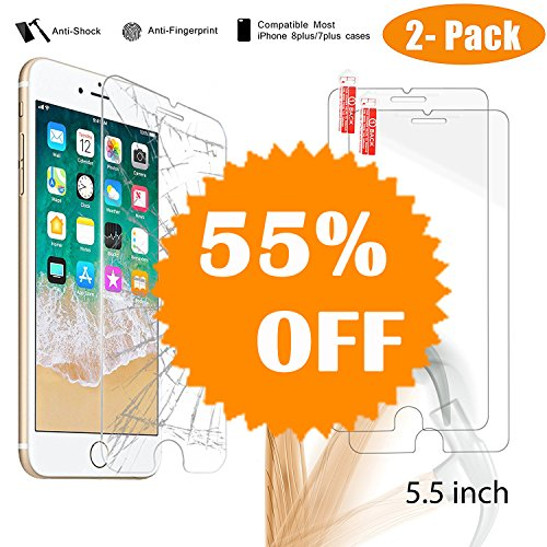 iPhone Glass Screen Protector Friendly