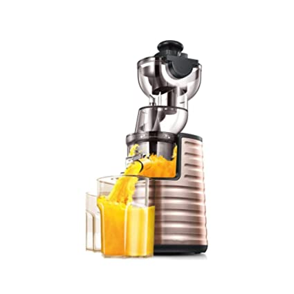 WYQzz Secadora de jugos Máquina de zumo de gran diámetro Exprimidor automático para el hogar Máquina