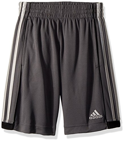 - adidas Men's Big Boys' Yrc Speed 18 Short, Grey Five, Large